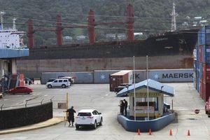 Mỹ từ chối đáp ứng yêu cầu trao trả tàu chở hàng của Triều Tiên