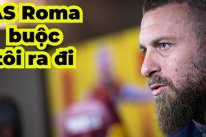 Sốc với lý do De Rossi nghỉ thi đấu cho Roma