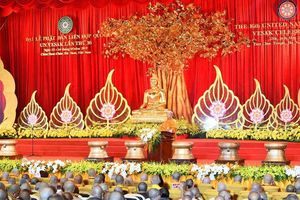 Bế mạc Đại lễ Vesak 2019: Xứng đáng sự kiện đối ngoại nâng cao vai trò Phật giáo Việt Nam