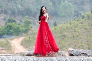 Á quân Sao Mai Thùy Dung xinh đẹp như 'nàng tiên' trong MV mới