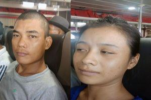 Cặp đôi táo tợn bắt cóc cháu bé 17 tháng tuổi ở Phú Quốc