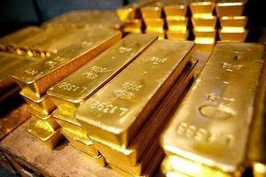 Giá vàng lại quay đầu đi xuống sau phiên tăng mạnh