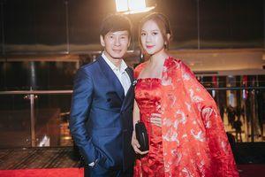 Danh hài Vân Sơn, Bảo Liêm đến dự buổi ra mắt phim của Lý Hải tại Úc
