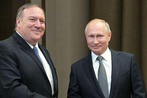 Tổng thống Putin: Đã đến lúc cải thiện quan hệ với Mỹ