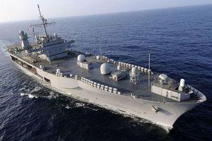 Tàu chiến Mỹ - Trung chạm trán 'như cơm bữa' trên Biển Đông