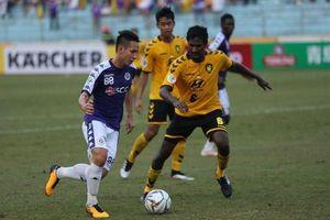Xác định đối thủ của Hà Nội và Bình Dương ở bán kết AFC Cup