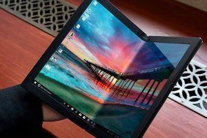 Xuất hiện laptop màn hình gập đầu tiên trên thế giới