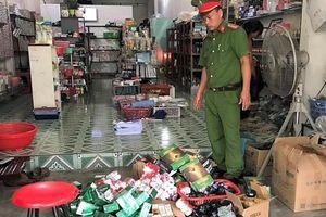 Hà Tĩnh: Tịch thu 608 hộp mỹ phẩm không rõ nguồn gốc xuất xứ