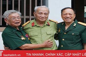 Tự hào góp sức nối dài đường Trường Sơn thời kỳ tái thiết đất nước