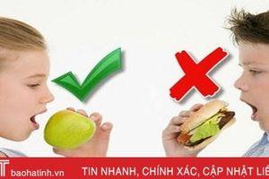 Thừa cân béo phì trẻ em và những biến chứng cha mẹ cần lưu ý