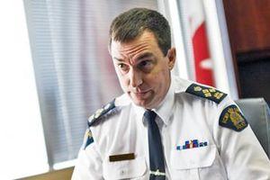RCMP với chiến lược mới giải quyết tội phạm có tổ chức