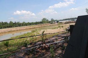 Bài 2: Bắt được 'cát tặc' cứ… bơm cát vào hầm của Công ty Sông Lam!
