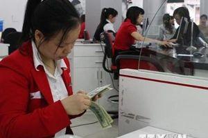Tỷ giá USD tại các ngân hàng thương mại giảm 41 đồng