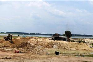 Tăng cường giám sát quản lý khai thác khoáng sản tại Tây Ninh