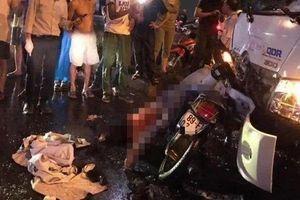 Xe cứu hộ tông thẳng xe máy chở 4, người mẹ 20 tuổi tử vong tại chỗ