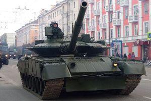 Hải quân Đánh bộ được trang bị T-80BVM, Lục quân Nga phát thèm