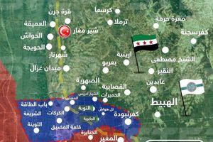 'Hổ Syria' tiếp tục tiêu hao sinh lực, nhưng tạm dừng tấn công