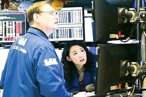 Chứng khoán Mỹ, châu Á lao dốc mạnh