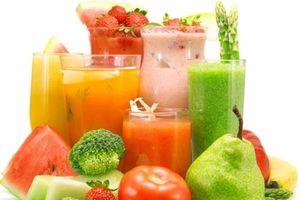 Những lợi ích tuyệt vời từ các loại nước ép trái cây tươi có thể bạn chưa biết