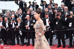 Thảm họa thảm đỏ đến từ Trung Quốc liên tục xuất hiện tại LHP Cannes 2019