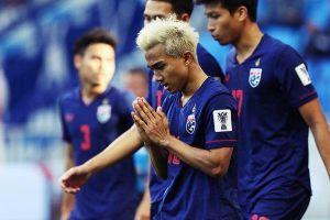 Sợ thua Việt Nam, HLV Thái Lan gọi ngôi sao triệu đô đấu ông Park