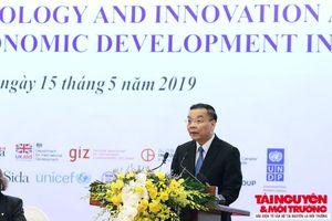 Bộ trưởng Chu Ngọc Anh: Khoa học công nghệ, đổi mới sáng tạo là trụ cột phát triển kinh tế