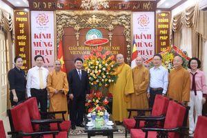 GHPG Việt Nam góp phần vào thành công của Đại hội MTTQ các cấp