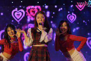 Suni Hạ Linh, Phương Ly, AMEE khiến fan 'tan chảy' với màn trình diễn bốc lửa trong lễ hội Phố Hàng Nóng