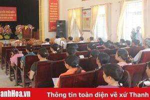 Huyện Hà Trung chú trọng phát triển đối tượng tham gia BHXH tự nguyện
