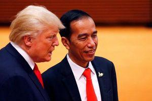 Indonesia lo bị ông Trump 'để ý' về thương mại