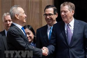 Mỹ tiếp tục thúc đẩy đàm phán thương mại với Trung Quốc