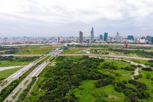 TP.HCM điều chỉnh giá đất tại khu vực ngoại thành
