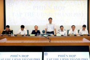 Thành phố Hà Nội:Cho ý kiến về Nghị quyết thông qua Đề án hỗ trợ, khởi nghiệp sáng tạo trên địa bàn thành phố