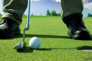 Nâng trình kỹ năng đọc Green trên sân Golf