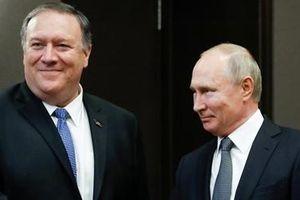 Tổng thống Putin đánh tiếng muốn gặp thượng đỉnh Tổng thống Trump