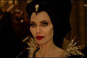 Angelina Jolie xinh đẹp và đáng sợ gấp bội trong 'Tiên hắc ám 2'