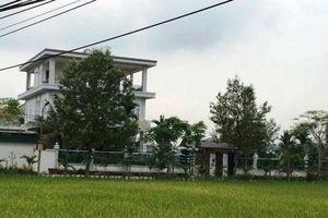 Hà Nội: 'Báo động đỏ' tình trạng vi phạm xây dựng trên đất nông nghiệp
