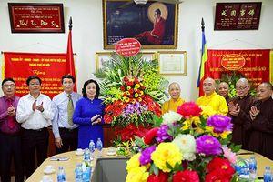 Phật giáo Hà Nội góp phần giữ vững môi trường bình yên của Thủ đô