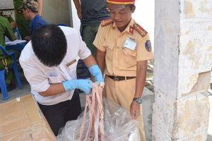 TT Huế: Bắt giữ hơn 1.600kg nội tạng không rõ nguồn gốc
