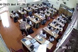 Clip: Cô giáo chửi mắng, đánh, tát vào mặt nhiều học sinh lớp 2 gây phẫn nộ tại Hải Phòng