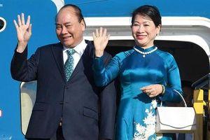 Thủ tướng Nguyễn Xuân Phúc và Phu nhân thăm chính thức Nga, NaUy và Thụy Điển