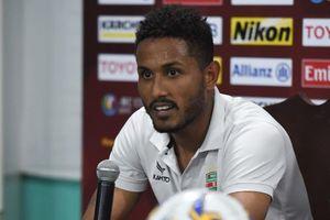 Wander Luiz: 'Tôi nói đồng đội là tôi sẽ ghi bàn'