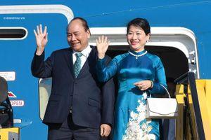 Thủ tướng Nguyễn Xuân Phúc sẽ thăm chính thức Nga, Na Uy, Thụy Điển