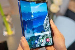 Samsung đã sửa chữa Galaxy Fold