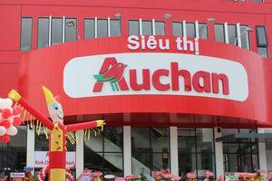 Auchan lỗ hơn 1 tỷ Euro, rút khỏi Italy và Việt Nam