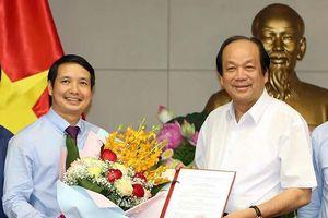 Bổ nhiệm ông Phạm Thái Hà làm Trợ lý Phó thủ tướng Vương Đình Huệ