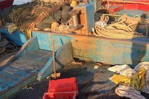 5 ngư dân thương vong bị ngộ độc khí