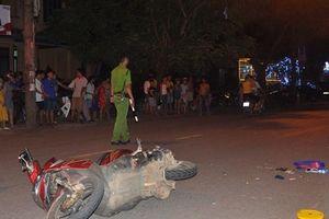 Bắt khẩn cấp tài xế uống bia rượu tông chết bé trai 9 tuổi
