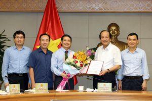 Bổ nhiệm Trợ lý của Phó Thủ tướng Chính phủ Vương Đình Huệ