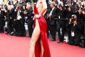 Những bộ váy 'mặc như không' của loạt mỹ nhân dạn dĩ nhất các kỳ Cannes